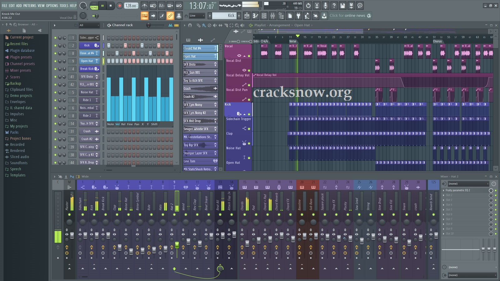 FL Studio Crack 20.7.2.1812 + Torrent Download For [Mac+Win]